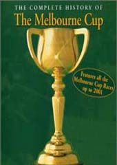 History of the Melbourne Cup on DVD