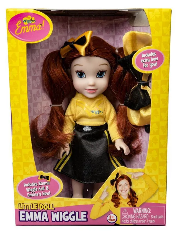 "The Wiggles: Classic Emma – 6"" Fashion Doll"