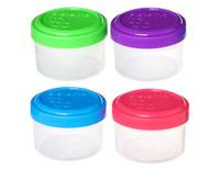 Sistema To Go Dressing Pot - 4 Pack (35ml)