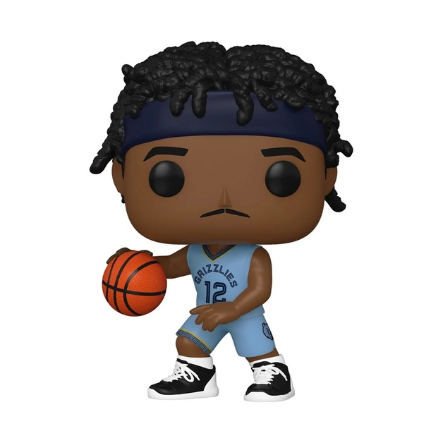 NBA: Grizzlies - JaMorant (Alternate) Pop! Vinyl Figure