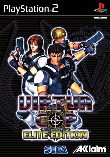 Virtua Cop Elite Edition for PlayStation 2