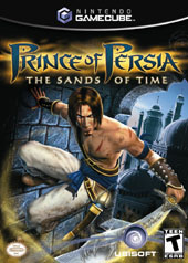 Prince of Persia: The Sands of Time for GameCube
