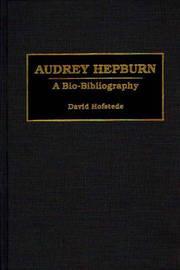 Audrey Hepburn by David Hofstede