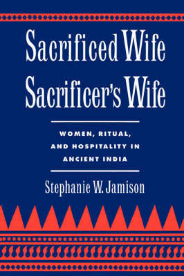 Sacrificed Wife/Sacrificer's Wife by Stephanie W. Jamison image