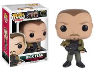Suicide Squad - Rick Flag Pop! Vinyl Figure image