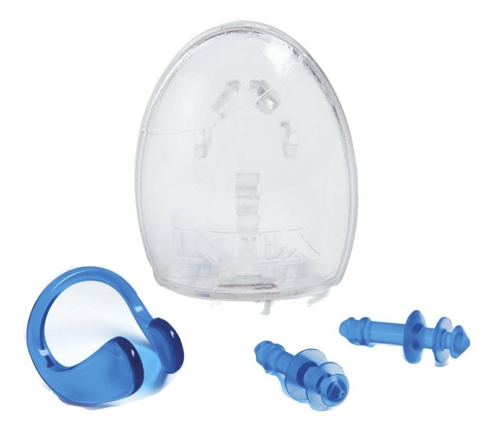 Intex: Ear Plugs & Nose Clip Combo Set image