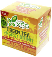 Green Tea X50 - Tropical (60 serves)