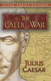 The Gallic War by H.J. Edwards image