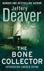 The Bone Collector by Jeffery Deaver image