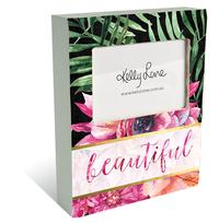 Kelly Lane: Desert Chic Photo Frame Block - Beautiful