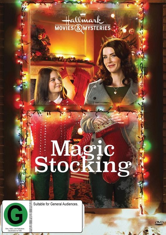 Magic Stocking on DVD