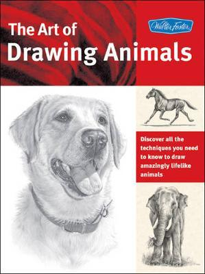 The Art of Drawing Animals (Collector's Series) by Patricia Getha image