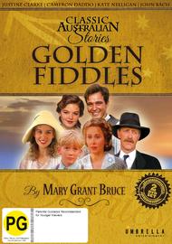 Golden Fiddles (Classic Australian Stories) on DVD