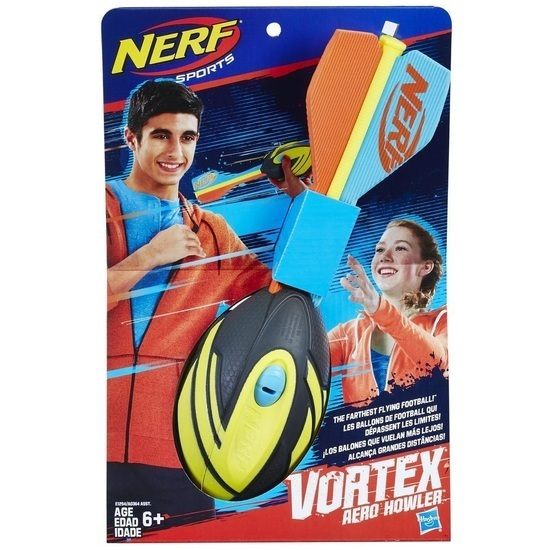 Nerf: Sports - Vortex Aero Howler Yellow image