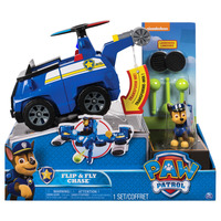 Paw Patrol: Flip & Fly Chase - Transforming Vehicle