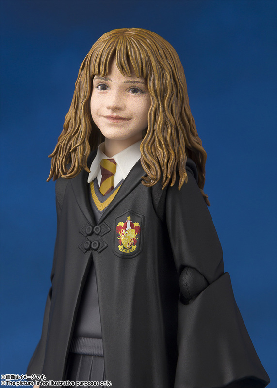 S.H.Figuarts Hermione Granger (Harry Potter and the Philosopher's Stone)