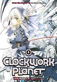 Clockwork Planet 8 by Yuu Kamiya