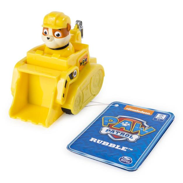 Paw Patrol: Launching Rescue Racer - Rubble