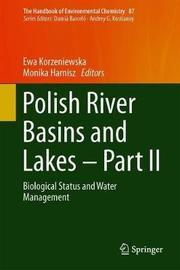 Polish River Basins and Lakes - Part II