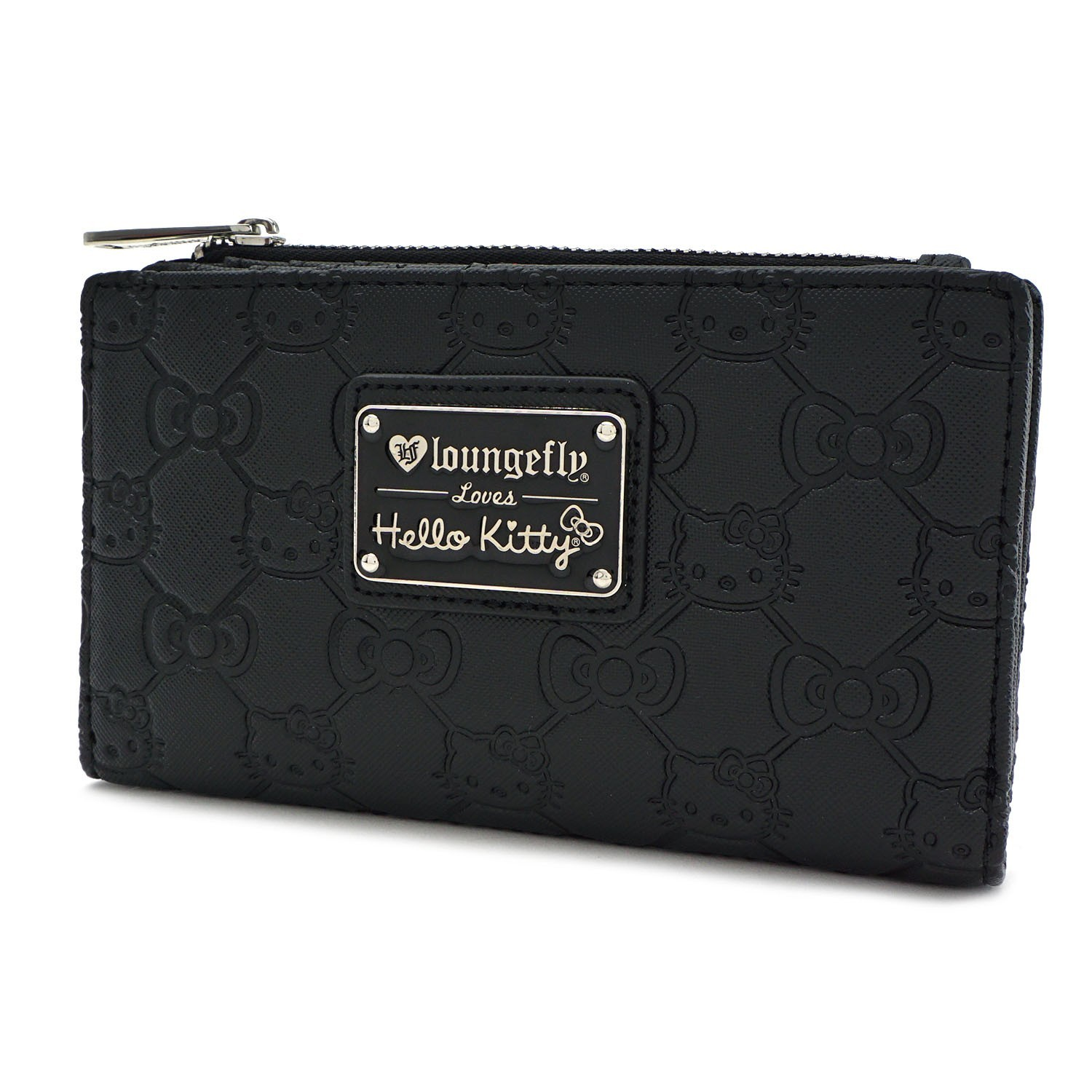 b637ac87c Loungefly: Hello Kitty - Black Bifold Wallet | Women's | at Mighty ...