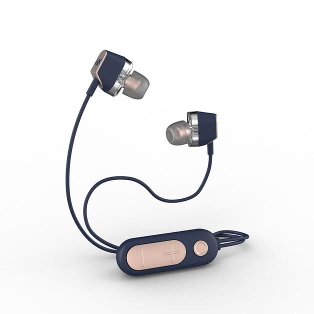 iFrogz: Sound Hub XD2 Earbuds - Navy