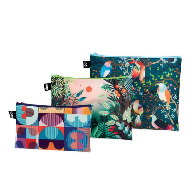 Zip Pocket (Set Of 3) Hvass & Hannibal Collection