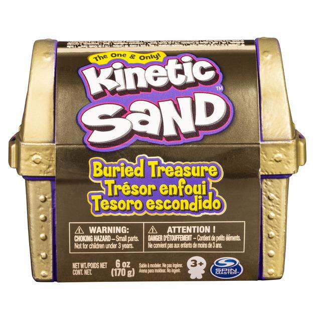 Kinetic Sand: Buried Treasure - (Blind Box)