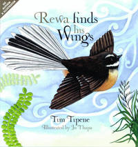 Rewa Finds His Wings by Tim Tipene image