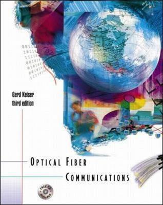 MP Optical Fiber Communications by Gerd E. Keiser image