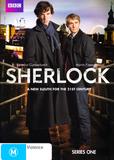 Sherlock - Series 1 (2 Disc Set) DVD