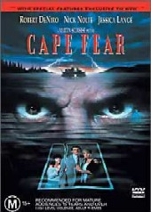 Cape Fear on DVD