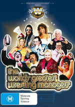 WWE - The World's Greatest Wrestling Managers on DVD