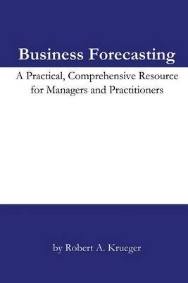 Business Forecasting by Robert A Krueger image