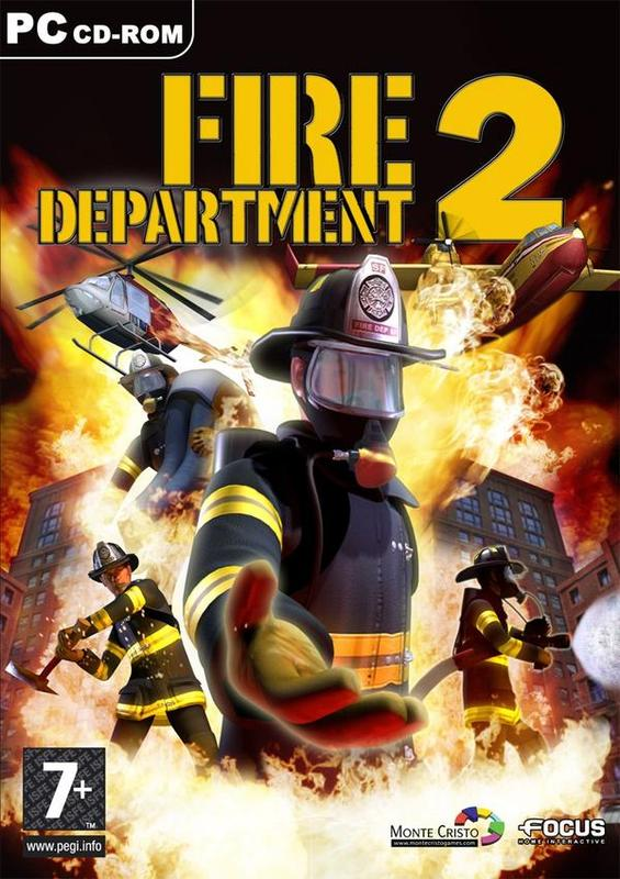 Fire Department 2 for PC Games