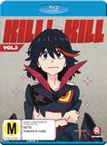 Kill La Kill Volume 05 - Episode 20-25 on Blu-ray