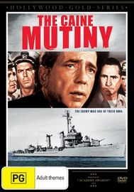 The Caine Mutiny on DVD