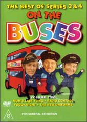 On The Buses - Colour Years; Vol 2 on DVD