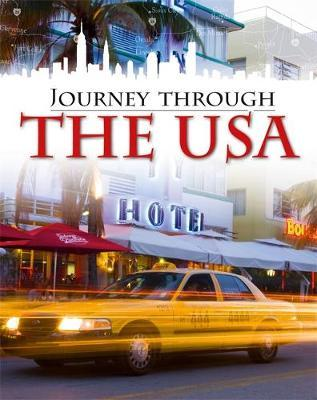 Journey Through: The USA by Liz Gogerly image