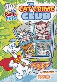 Cat Crime Club by Steve Korte