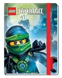 LEGO Ninjago: A5 Notebook - Lloyd