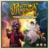 Purrrlock Holmes: Furriarty's Trail - Card Game
