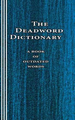 The Deadword Dictionary by Sasha Newborn image