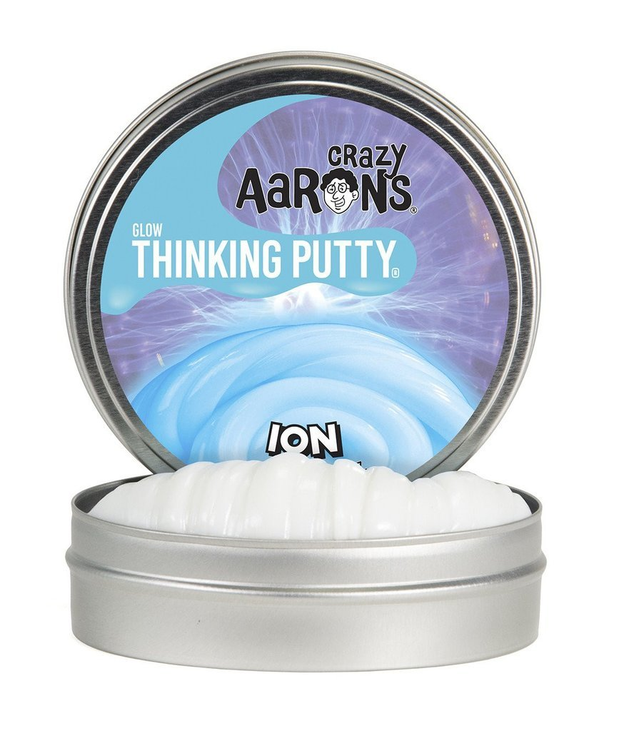 Crazy Aarons Thinking Putty: Ion image