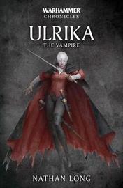 Ulrika the Vampire by Nathan Long