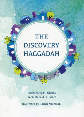 The Discovery Haggadah by Kerry M. Olitzky image