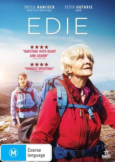 Edie on DVD image