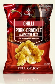 Foodjoy Pork Crackle Chilli 50g image