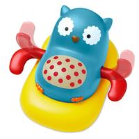 Skip Hop: Paddle & Go Bath Toy - Owl