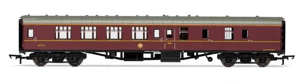 Hornby: Harry Potter - Hogwarts, Mk1 BSK Nos. 99723/99312