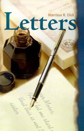 Letters by Marrissa R. Dick image